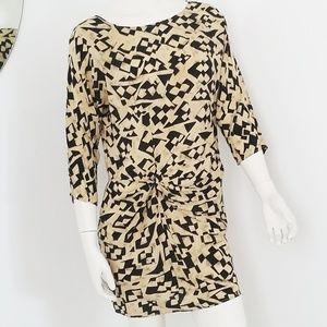 Zara 80's dress
